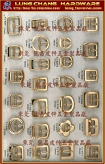 鞋扣 飾扣 皮帶扣 五金 &FJ-566-FJ-591