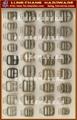 青古铜五金鞋扣 饰扣五金 &FJ-670-FJ-702