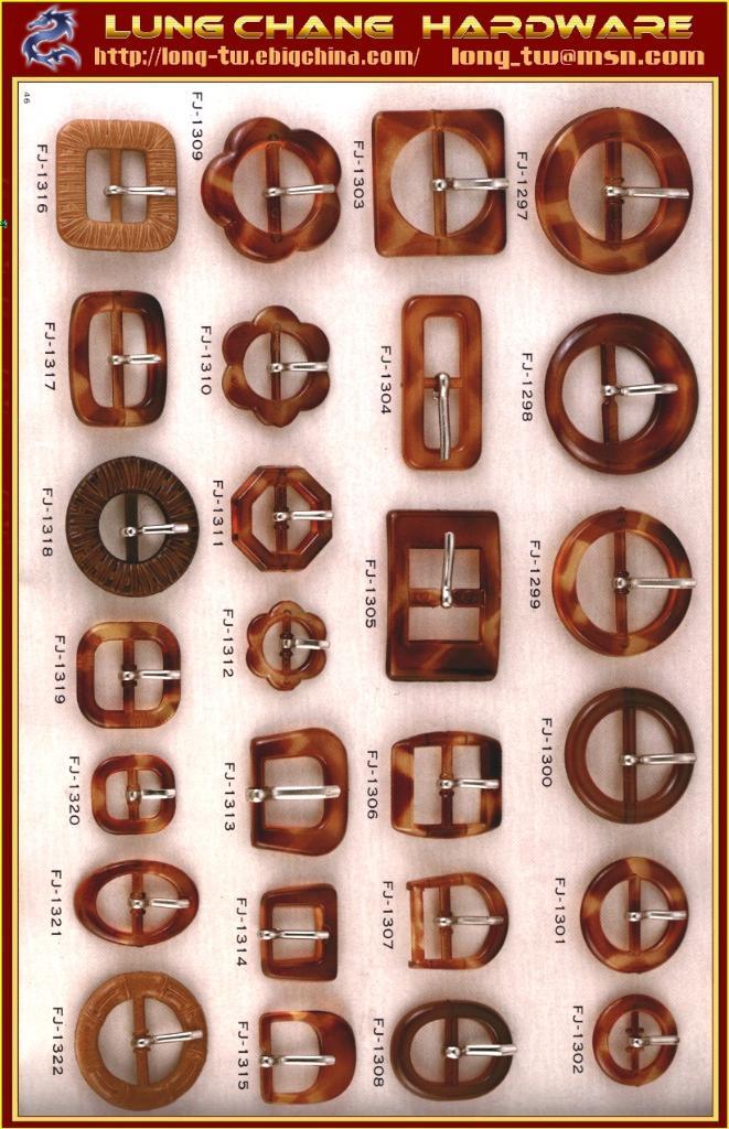 鞋類裝飾五金配件&FJ-1297-FJ-1322 1