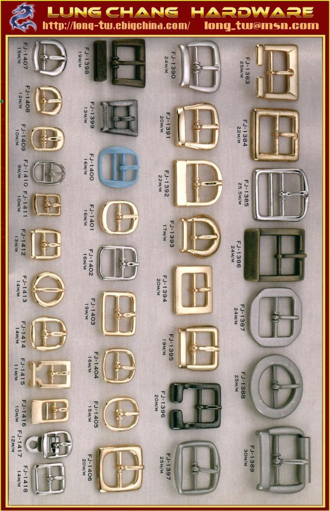 鞋類裝飾五金配件&FJ-1383-FJ-1418 1