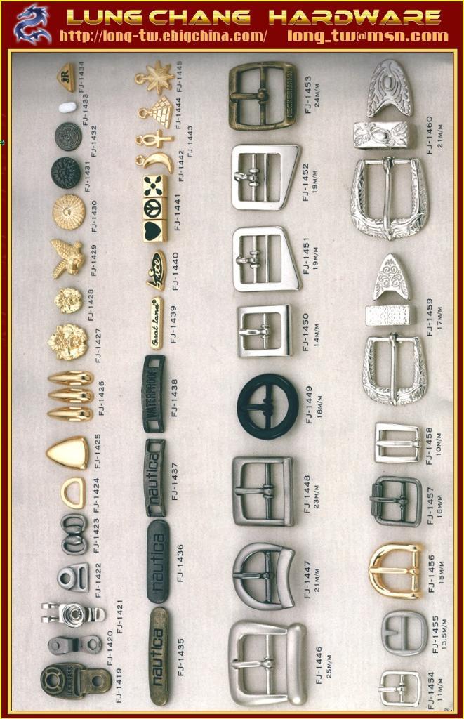 鞋类装饰五金配件&FJ-1419-FJ-1460 1