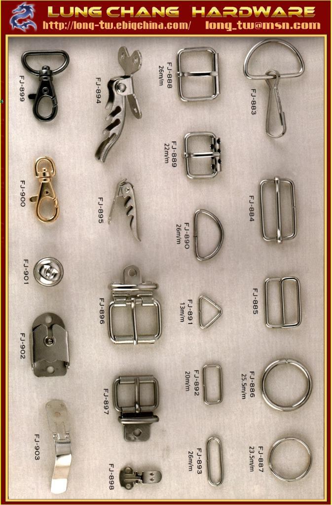 鞋類裝飾五金配件&FJ-883-FJ-903 1