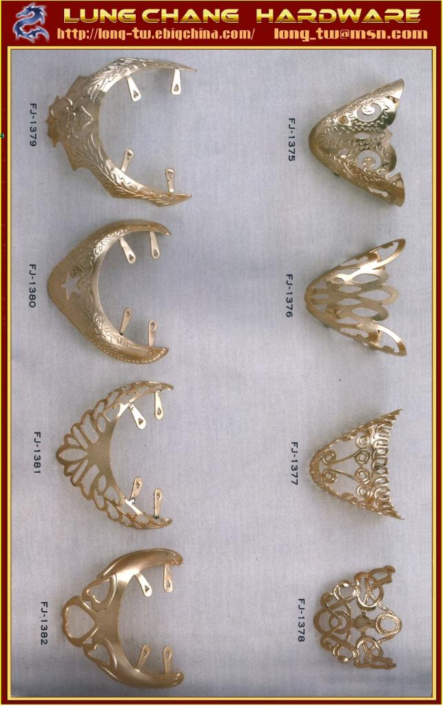 鞋类装饰五金配件&FJ-1375-FJ-1382 1