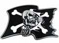 New belt buckles