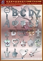 DIY字母飾品 金屬字母 首飾配件 4
