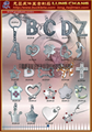 Metal Key Ring Buckle Accessories  hand chain accessories     3