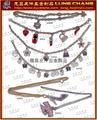 鑰匙圈配件 五金飾品 品牌吊飾配件