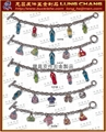 key ring accessories hardware decoration brand drop