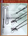 手机颈鍊 金属饰链 4