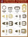鞋扣及馬蹄型飾扣 #H-318-H-347