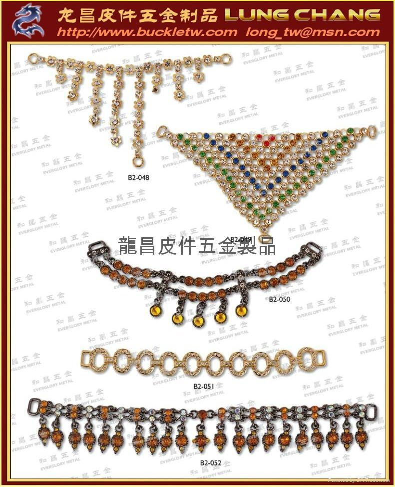 生产: 皮包 鞋饰 皮件 品牌 吊饰 五金 饰品 扣环 027 3