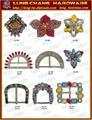 皮包 水鑽 服裝 名牌 吊飾 五金 飾品 扣環 4