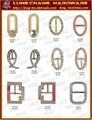 皮包 水鑽 帶頭 名牌 吊飾 五金 飾品 扣環 7