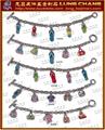 手链配件 金属吊饰  首饰品 吊饰 192 6