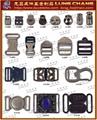 鞋类 服装配件 金属炼条