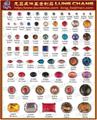 鞋釦五金 服裝扣環 皮包五金  品牌吊飾 水鑽飾品      017 2