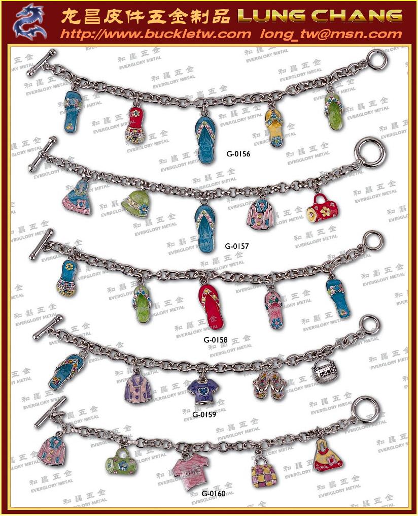 服裝配件 水鑽飾鏈 鞋飾五金 水鑽吊飾  皮包釦環      016 3