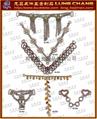 服裝 鞋類配件 金屬鍊條 3