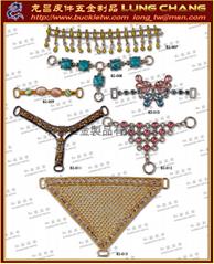 生產: 鞋飾 服裝 皮件 商標 五金 扣環 吊飾 配件     132