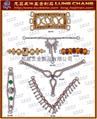 服装 鞋类配件 金属炼条 4