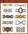 服装 鞋类配件 金属炼条 5