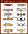 服裝金屬鍊條  3