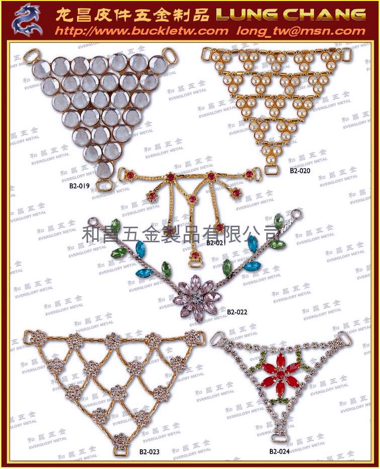 服裝配件 金屬鍊條 3