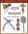 服装配件 金属炼条 5