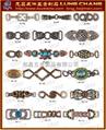 水鑽飾釦 服裝配件 鞋類扣件  織帶五金  服裝輔料 6