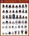 鞋類 服飾 塑膠釦環 五金配件 3