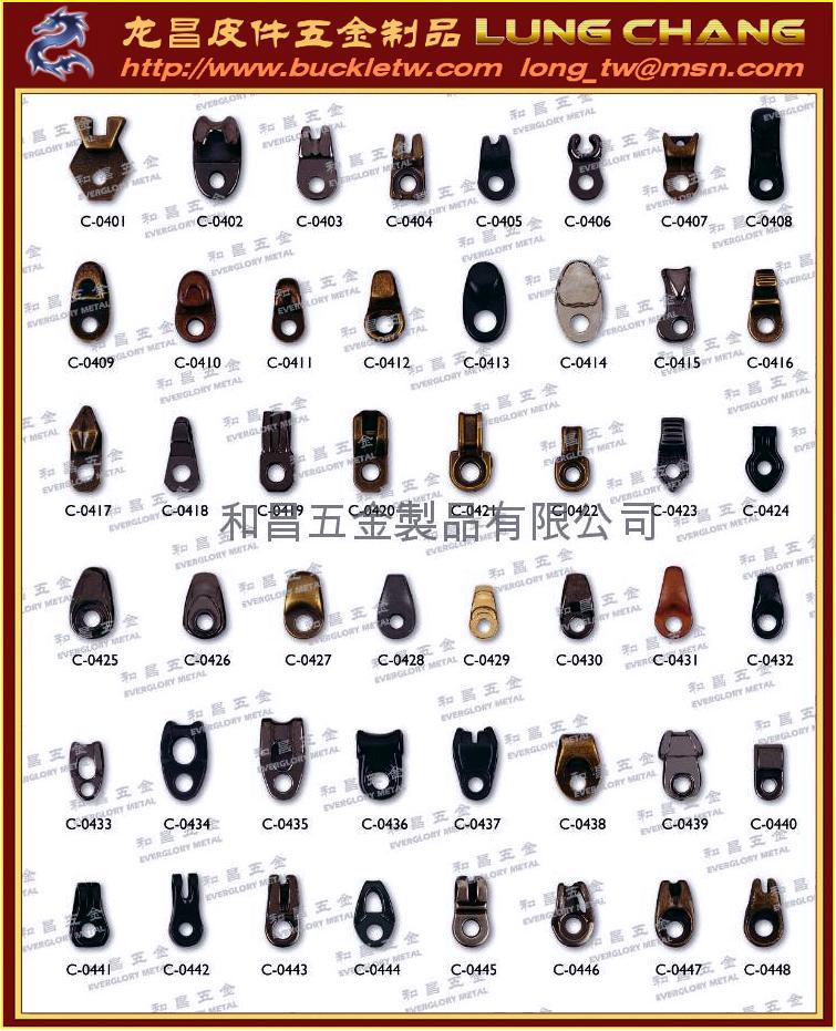 鞋类 服饰 塑胶釦环 五金配件 5