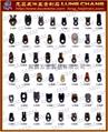 鞋類 服飾 塑膠釦環 五金配件