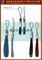 Leather accessories Mobile phpne neck