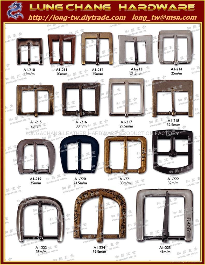 袋类 皮件 带头  针釦 五金扣环 配件 2