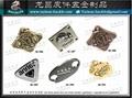 書包扣 鐵鎖 銅鎖 金屬鎖 五金配件 扣環 2