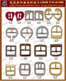皮帶扣配件 服裝扣環 皮包五金  品牌吊飾 水鑽飾品      015