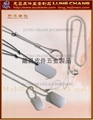 手机颈鍊,品牌钥匙圈,手机皮吊饰 1