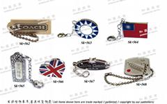 金属LOGO 皮包 手提包袋 托特包 背包 五金铭牌 配件 开发 设计 打样 制造