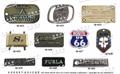 女包 袋類 皮革 金屬銘版 品牌吊飾 LOGO    開發 設計 打樣 製造 4