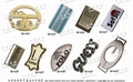 袋類五金 皮包配件 金屬扣具