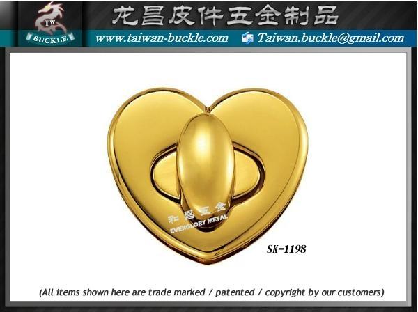 皮革五金 皮包配件 鉤釦 夾扣 金屬銘牌 3