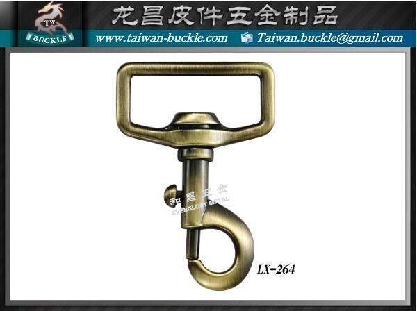 皮件五金 品牌包配件 钩环 1