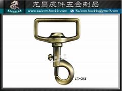 皮件五金 品牌包配件 钩环