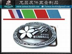 路跑馬拉松 獎牌 吊牌 皮帶扣