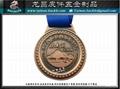 马拉松 路跑奖牌 2