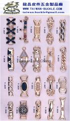 金屬裝飾扣 飾鏈