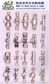 金属饰链 皮革配件 电镀 锌合