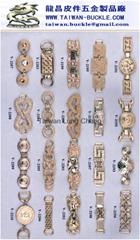 鞋类五金 金属饰扣件