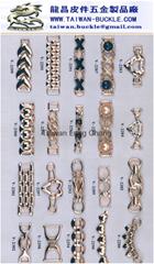 内衣金属配件 鞋类炼条 装饰扣