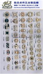輕奢水鑽珠寶飾扣